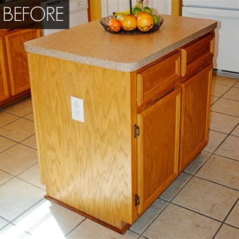 kitchen island makeover kitchen island makeover kitchen before and after