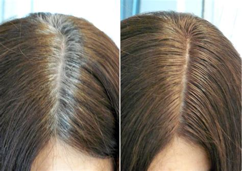 high lighted hair with gray roots how to hide gray hair