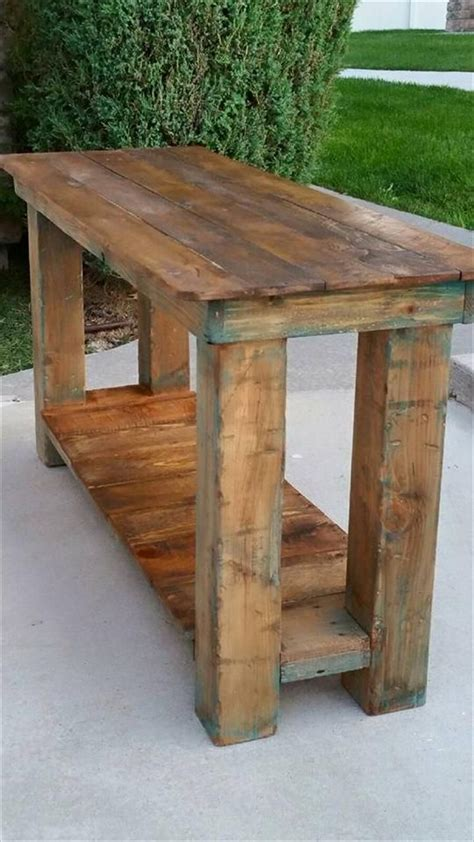 end sofa table 15 best ideas about pallet end tables on wood