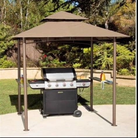 outdoor patio grill gazebo hardtop grill shelter gazebo canopy outdoor patio shade