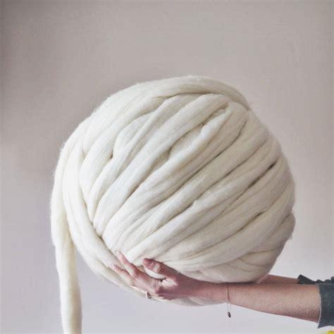 Chunky Knitting Merino Wool By Aston