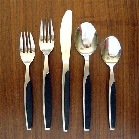 modern silverware mid century modern silverware vintage elegance