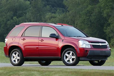 2009 Chevy Equinox Review by 2006 Chevrolet Equinox Overview Cars