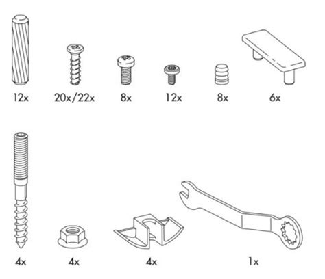 ikea malm bedframe replacement parts in the uae see