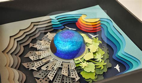 3d paper crafts for 3d paper craft selma avci ozturk
