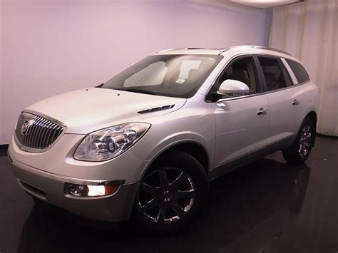 how cars engines work 2009 buick enclave security system 2009 buick enclave for sale in cincinnati 1420024722 drivetime