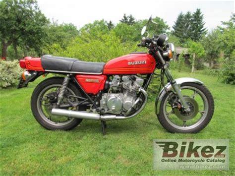 Suzuki Gs500 Specs by 1979 Suzuki Gs 500 E Specifications And Pictures