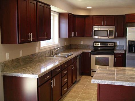 cherry kitchen cabinets cherry kitchen cabinets for more beautiful workspace