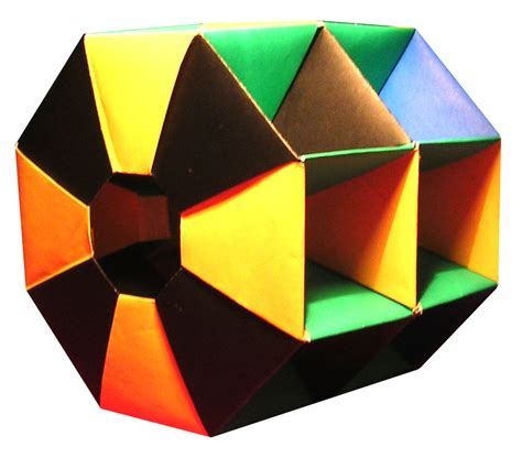 origami boxes tomoko fuse lets make origami octagonal rings structure by tomoko fuse