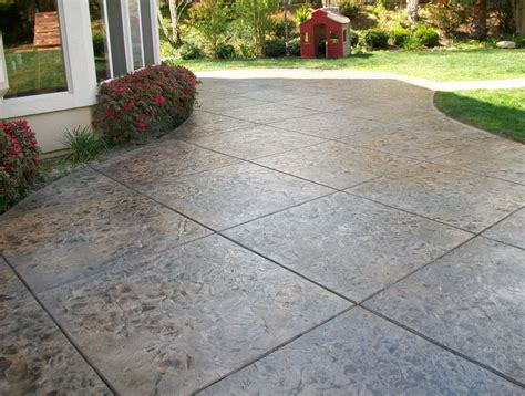 concrete patio vs pavers sted patio designs pavers vs concrete patio sted