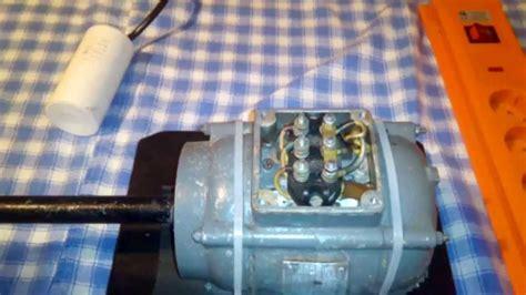 Schimbare Sens Motor Electric Monofazat by Alimentarea Motoarelor Trifazate La Tensiune Monofazată