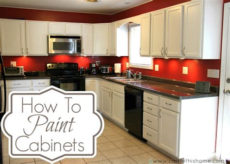 painting cabinets how to paint cabinets
