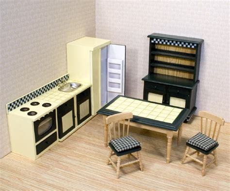 dollhouse furniture kitchen doug doll house furniture