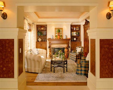 craftsman home interiors pictures craftsman interior design southern california