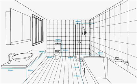 bathroom shower sizes standard bathroom measurements refresh renovations