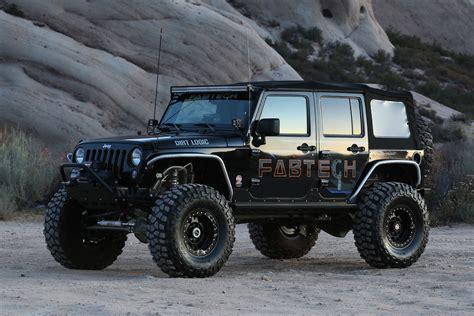 Jeep Jk by Jk Fabtech Jeep