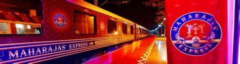 maharajas express maharajas express great luxury of india takes you