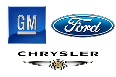 Gm Ford Chrysler by The Heads Of Gm Ford And Fiat Chrysler Will Meet With
