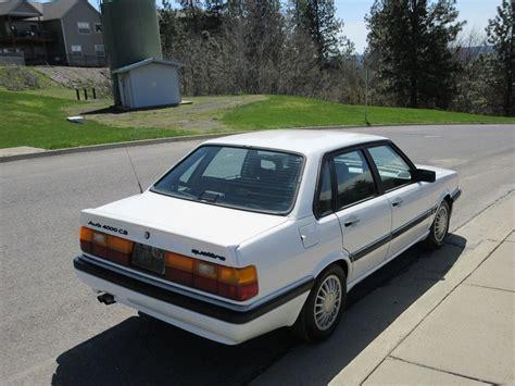 vehicle repair manual 1987 audi 4000cs quattro electronic toll collection 1987 audi 4000cs quattro german cars for sale blog