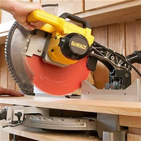 best miter saw for woodworking tool review 10 quot sliding mitersaws
