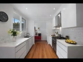white galley kitchen designs modern white galley kitchen kitchen amazing