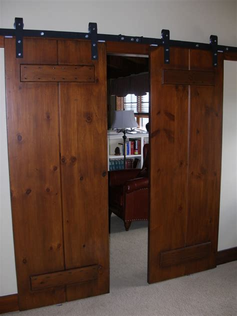 sliding barn style closet doors barn style sliding door