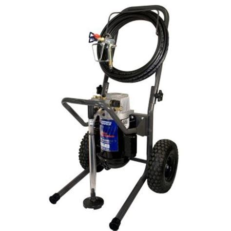 Cbell Hausfeld 1 Hp 44 Gpm Airless Paint Sprayer W