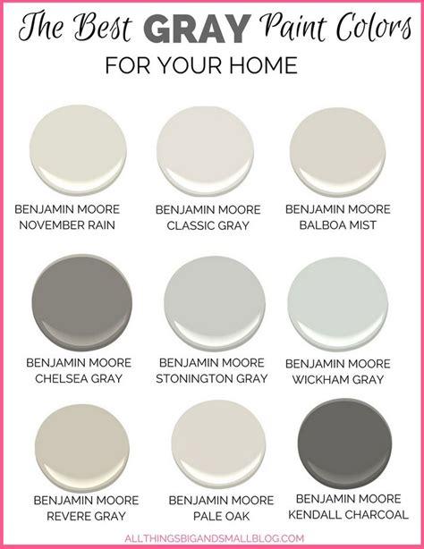 best benjamin paint de 25 bedste id 233 er inden for benjamin gray p 229