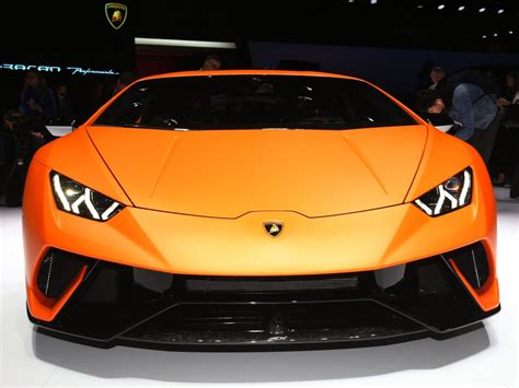 The Best Cars In The World by Geneva Motor Show 2017 Highlights Pictures Business Insider