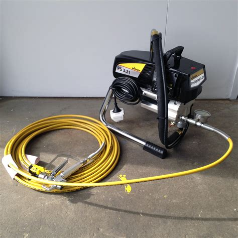 spray painter to hire airless paint sprayer hire spray gun hireline