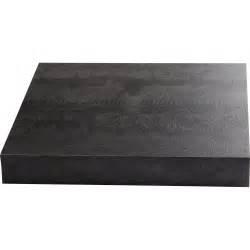 plan d angle stratifi 233 vintage wood noir 105 x 65 cm ep 38 mm leroy merlin
