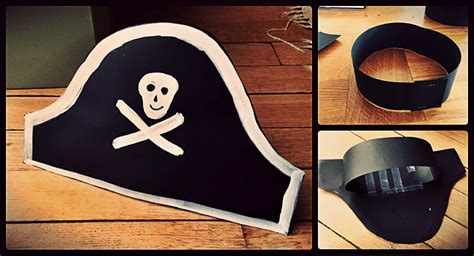 pirate craft ideas for pirate activities crafts for persil