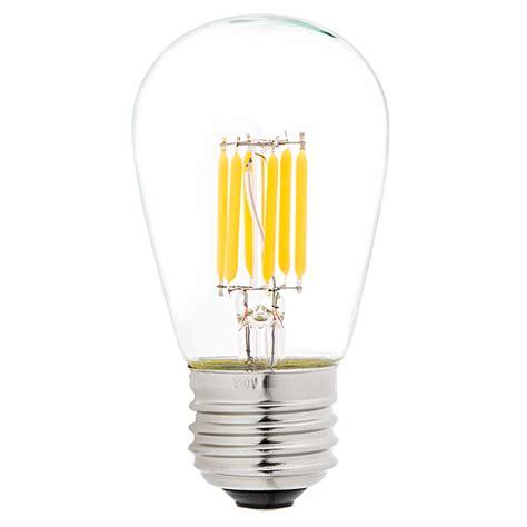 led vintage light bulbs led vintage light bulb s14 led sign bulb w filament led