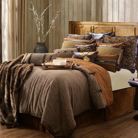 high bed sets high end accents cabin bedding