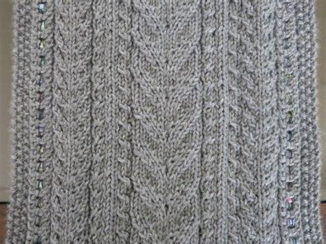 free knitting patterns for table runners free knitting pattern lace cables table runner