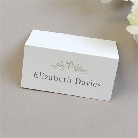 how to make name place cards wedding name place cards by project pretty