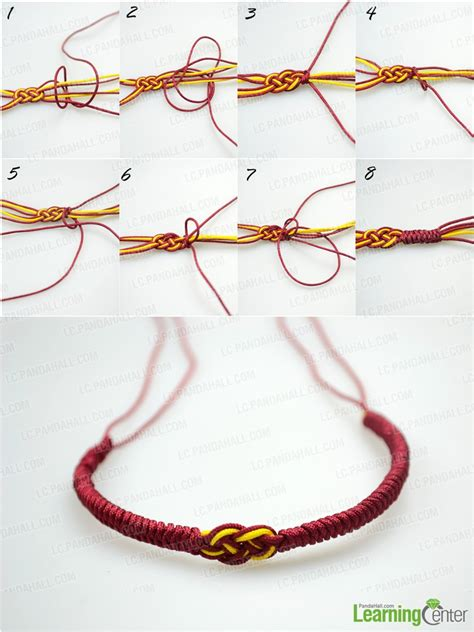 how to make simple jewelry how do you make easy knot friendship bracelet out of