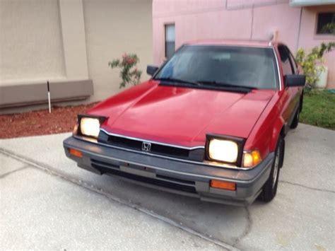 service manual auto air conditioning service 1984 honda prelude head up display honda