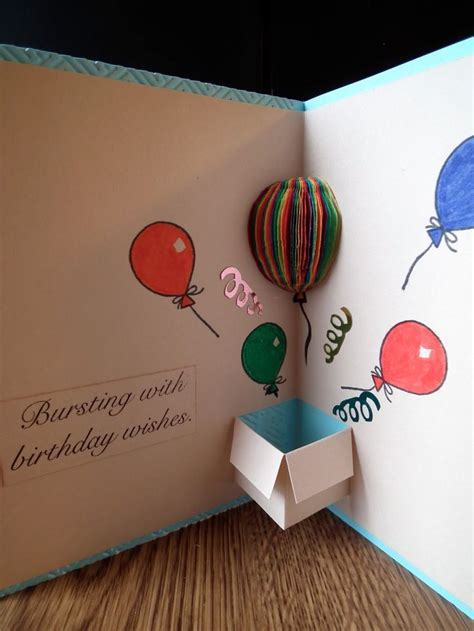 how to make cool birthday cards 25 best ideas about special birthday cards on