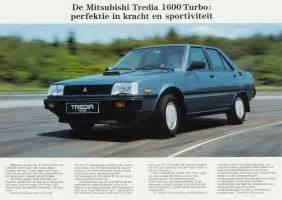 old car repair manuals 1986 mitsubishi tredia on board diagnostic system 1983 mitsubishi tredia brochure