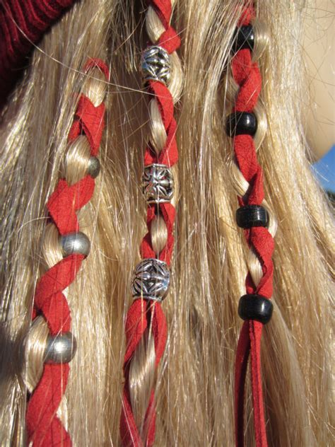 what is beaded hair leather hair wraps hair tie ponytail holders suede beaded