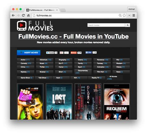 best full free movies on youtube easily find full length movies on youtube techwiser