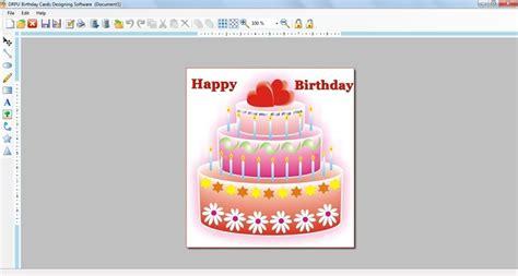 birthday card make screenshot review downloads of shareware birthday cards