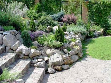 rock wall garden ideas best 25 rock wall gardens ideas on rock wall