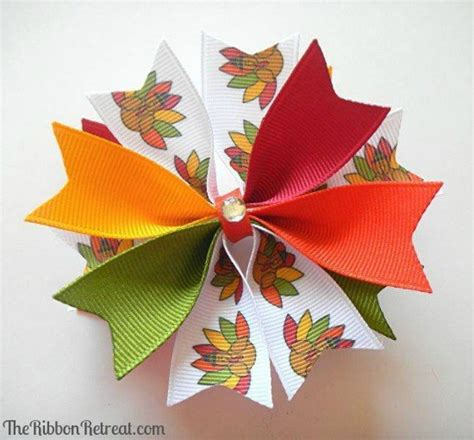 how to make a origami spike step by step spike bow tutorial the ribbon retreat