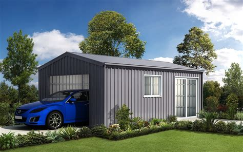 single car garage single sheds and garages for sale ranbuild