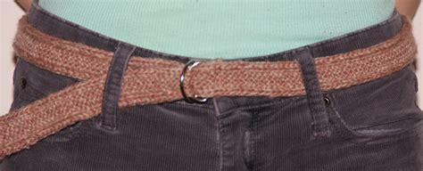 knitting belt knit belt needles and how