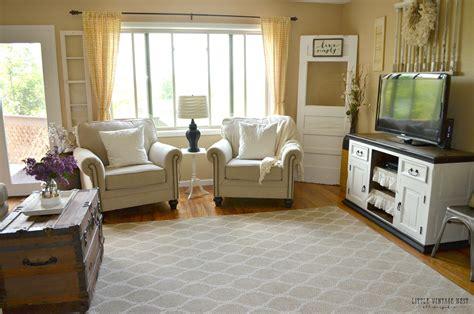Farmhouse Livingroom farmhouse living room modern house