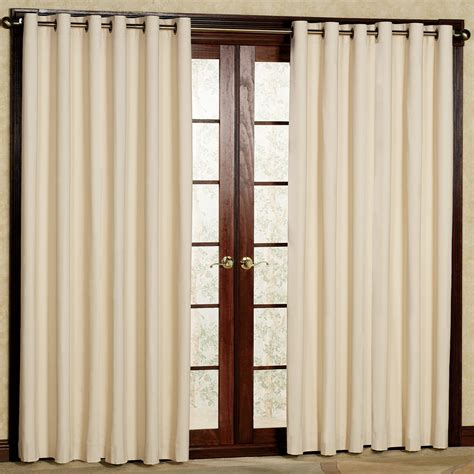 bamboo curtains for sliding glass doors thermal curtains for sliding glass doors