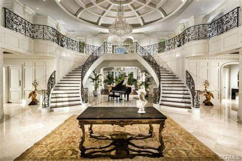 Stately Home Interiors 11 8 million 13 000 square foot newly built mansion in